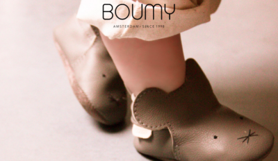 Boumy SS20 *sophisticated yet playful footwear and accessories for children*