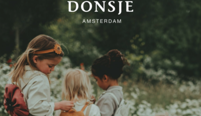 New Collection Donsje Amsterdam SS21