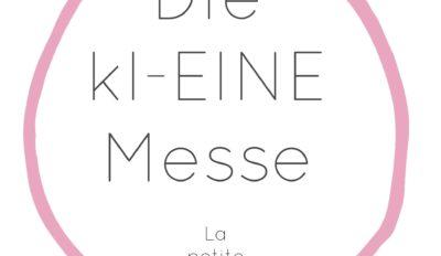 Die kl-EINE Messe: register online now!