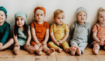 Ginger Monkeys🐒Slow Fashion for Baby & Kids